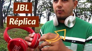 FONE JBL Jb950 🎧  /REPLICA/  Vale a pena? (Luan Dourado)