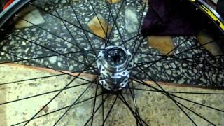 Смазка оси заднего колеса на конусных подшипниках