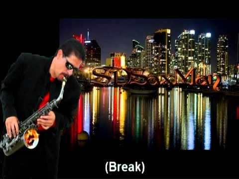 I love the Way - Jorge Santana Karaoke (Sax version)