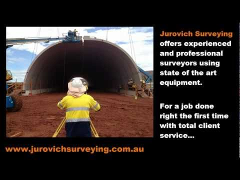 Construction Surveyors Perth WA | Jurovich Surveying Services