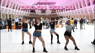 [HARU] [KPOP IN PUBLIC NYC] BLACKPINK(블랙핑크) - DDU-DU DDU-DU (뚜두뚜두) Dance Cover