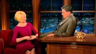 Craig Ferguson 11/9/11D Late Late Show Ellen Barkin XD