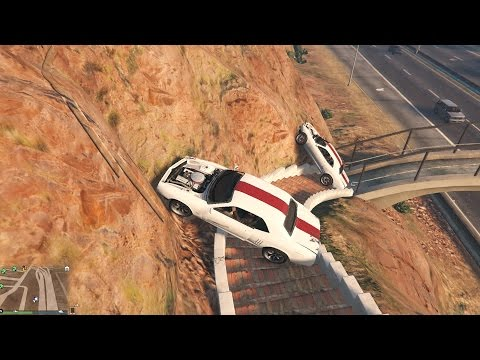 GTA 5 #131 Blow Up Car Challenge