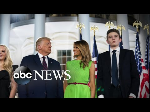 The Latest On The First Family After President Trump's COVID-19 Diagnosis L GMA