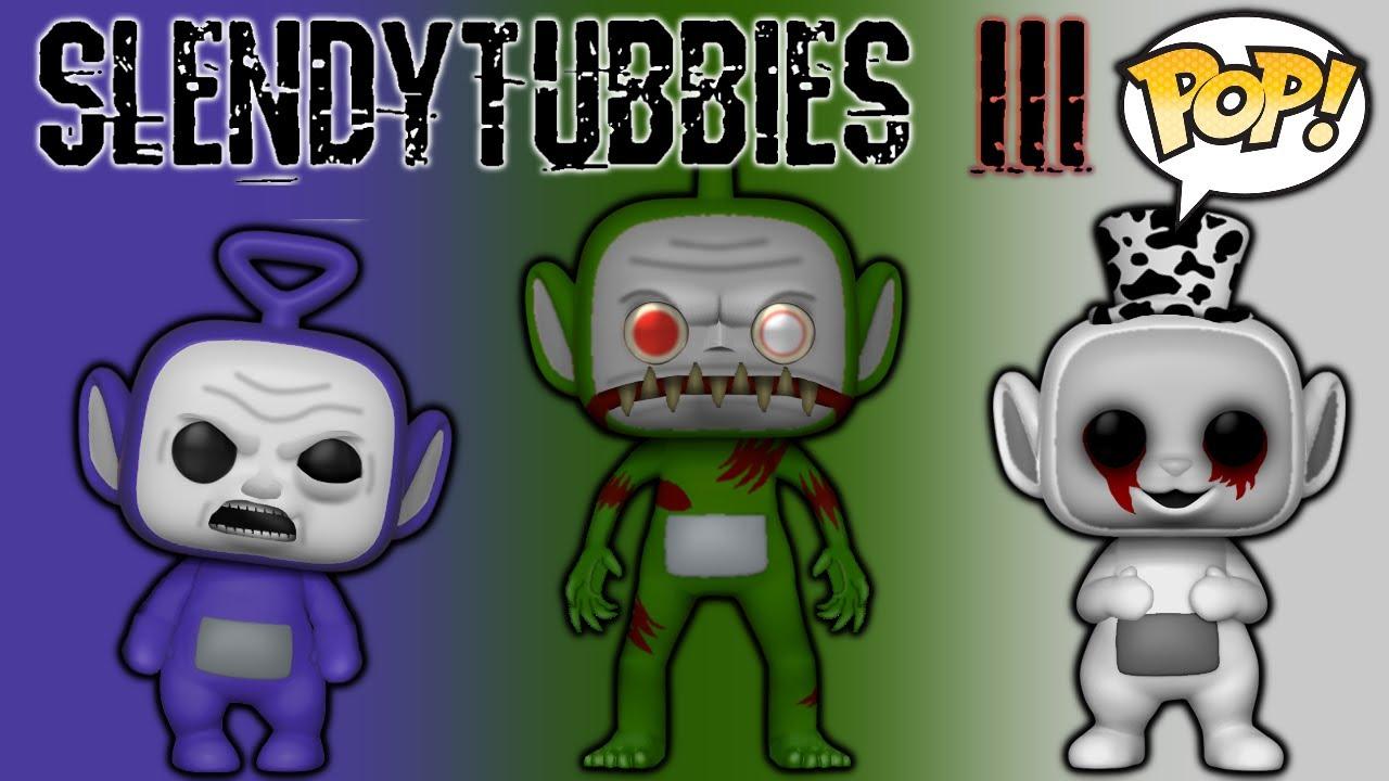 Slendytubbies 3 Pop