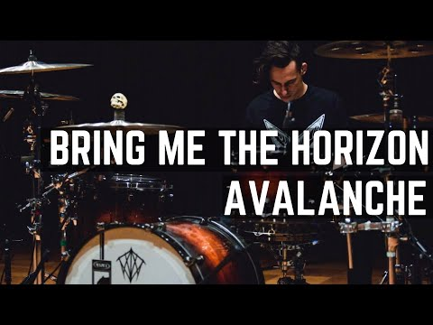 Bring Me The Horizon - Avalanche | Matt McGuire Drum Cover