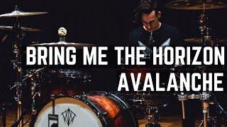 Bring Me The Horizon Avalanche Matt McGuire Drum Cover