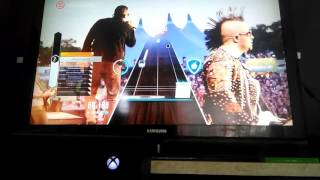 GH Live - Avenged Sevenfold - Sherppard of the fire