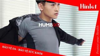 Giới thiệu áo khoác đa năng tiện lợi cho nam HUMBGO