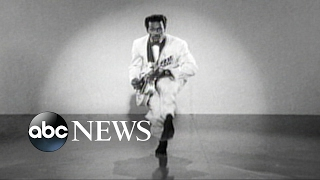 'Father of Rock-n-Roll' Chuck Berry dead at 90