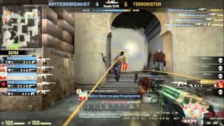Fast de_dust2 Ace Resimi