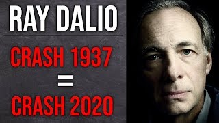 Why Ray Dalio Thinks The Stock Crash Of 1937 Matters In 2019/2020