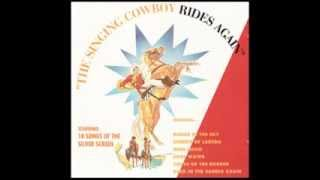Empty Saddles - Johnny Bond - The Singing Cowboy Rides Again