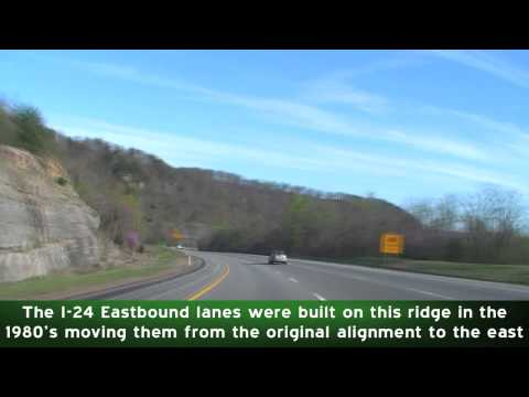 I-24 East in Tennessee: Monteagle & More