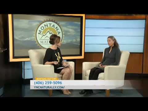 Montana Matters interview with Yellowstone Natropathic Clinic on Regenerative Injection Therapy