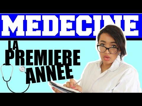 PREMIERE ANNEE DE MEDECINE : Conseils, journée type, méthode de travail, ... thumbnail