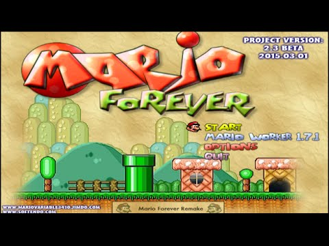 [Mario Forever]: The Best Super Mario game ever for PC?!!!
