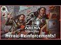 Magic Arena Heroic | Heroic Reinforcements