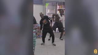 ASAP ROCKY~PRAISE THE LORD (OFFICIAL DANCE VIDEO)