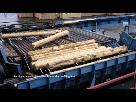 Latvia Mill Tour Video