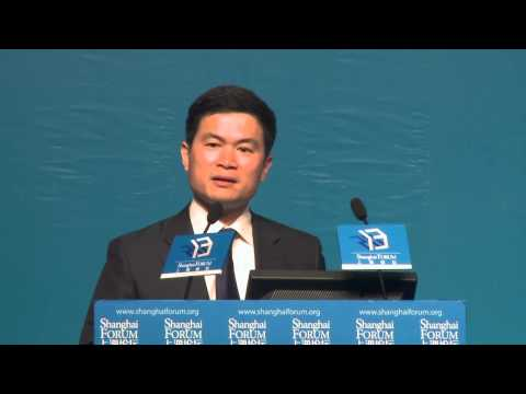 "[2013 Shanghai Forum] FANG Xinghai ""The Wisdom of China Based on an International View"""