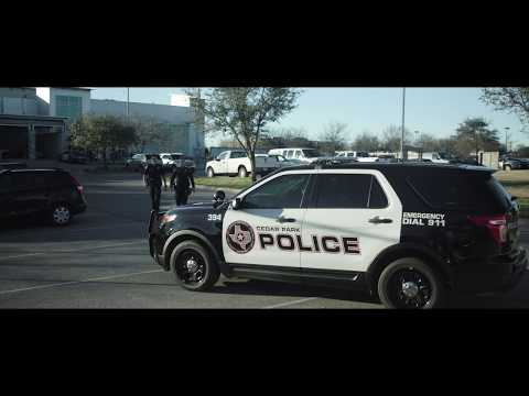 Cedar Park Police Department Recruiting Video (3 minutes)