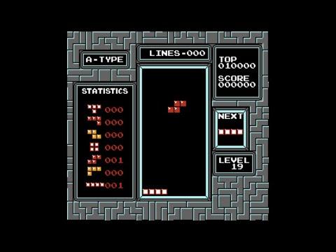 NES Tetris- A (true) Beginner's Guide