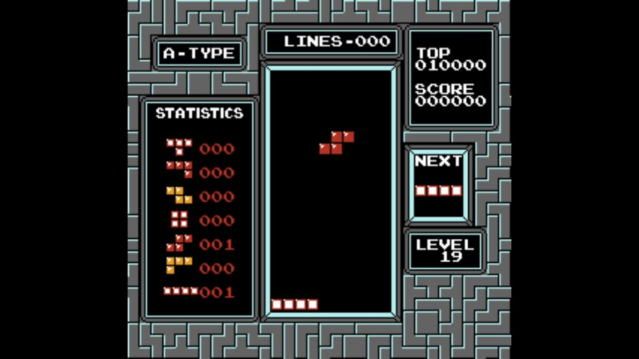 Nes Tetris A True Beginner S Guide Youtube
