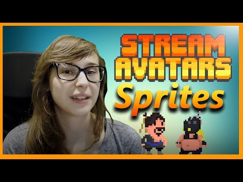 Stream Avatars Custom Sprites