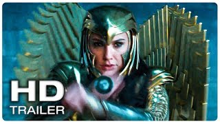 WONDER WOMAN 1984 Trailer #1 Official (NEW 2020) Wonder Woman 2, Gal Gadot Superhero Movie HD