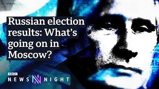 Russian election: Putin's United Russia suffers losses - BBC Newsnight