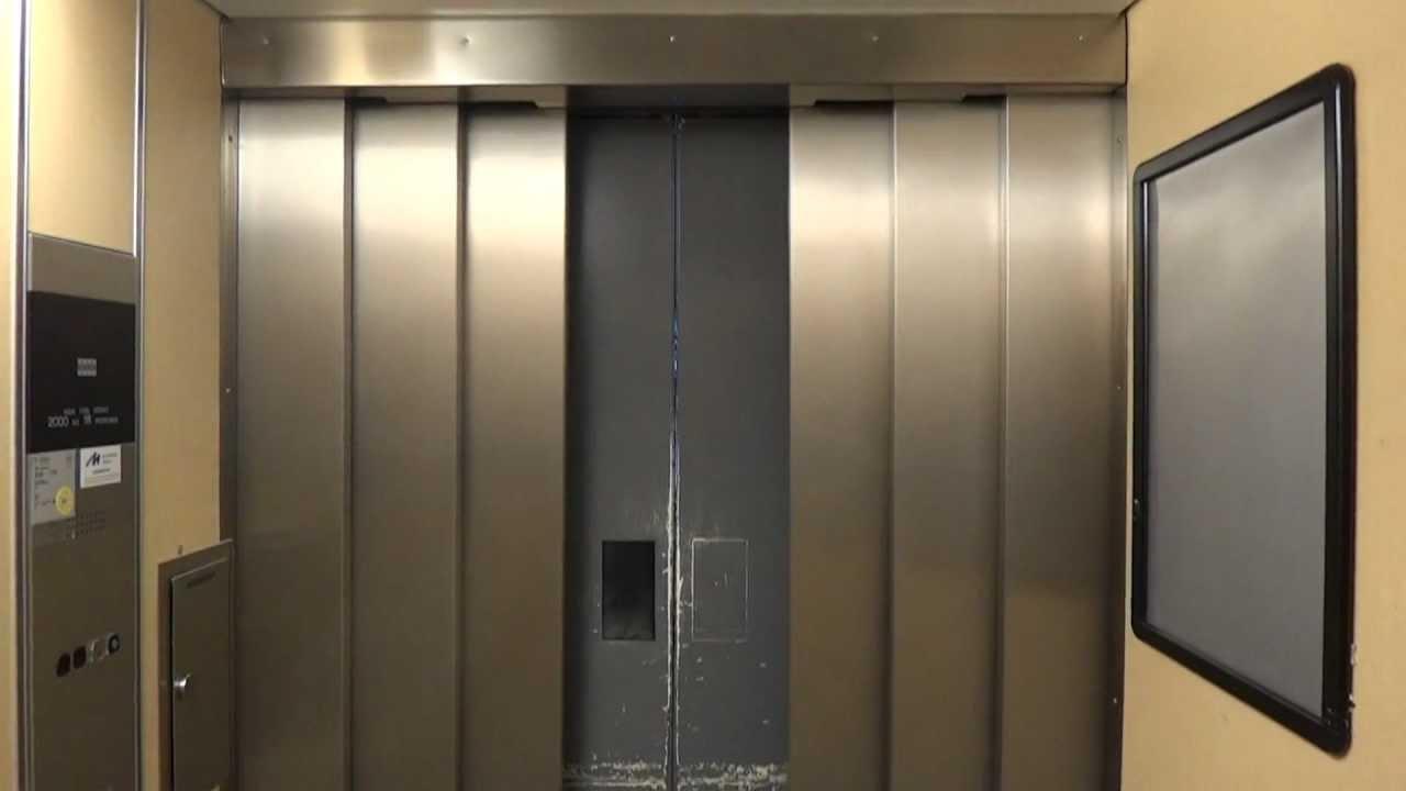 kone upgraded roped hydraulic freight elevator   ikea