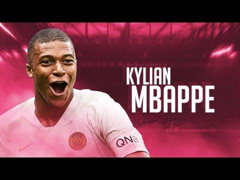 Kylian Mbappe - Goal Show 2018/19 - Best Goals for PSG