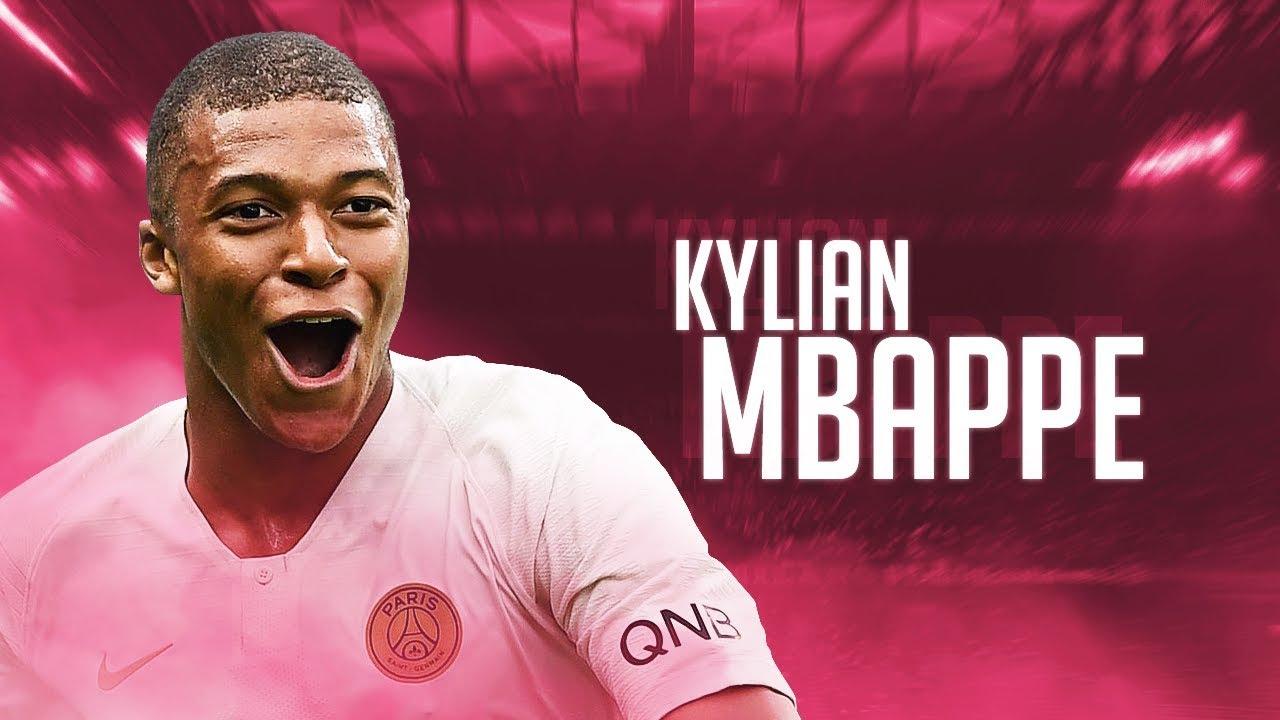 Kylian Mbappe - Goal Show 2018/19 - Best Goals for PSG - YouTube