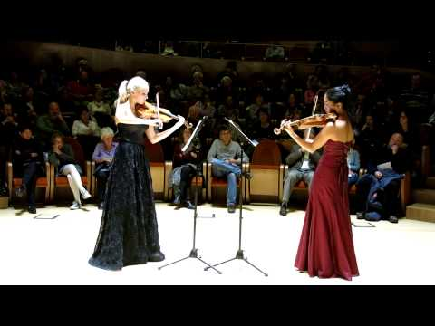Lena Yokoyama - Anastasiya Petryshak - Bériot - Duo Concertante Op. 57 n.3 III.Allegretto