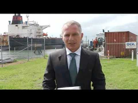 SBS World News: Gunrunning ship captain