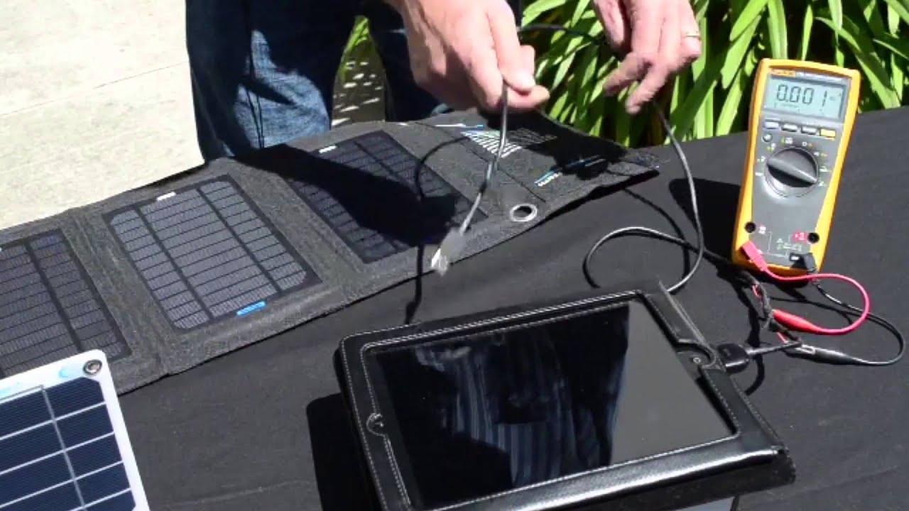 Suntactics Scharger 14 Vs Anker 14w Solar Charger Review