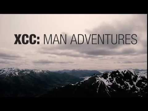 XCC /// MAN ADVENTURES