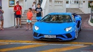 Supercars in Cannes 2017 - VOL. 1 (DMC Velocita 12C, 2x Brabus S63 Coupe, Aventador S, Brabus B63S)