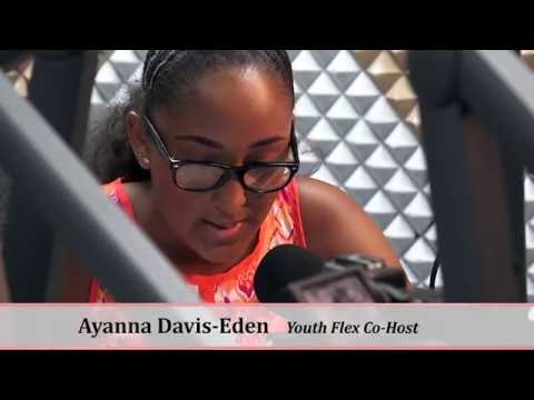 Youth Flex Radio Show - Cayman Island  Seg 1 July 27, 2016