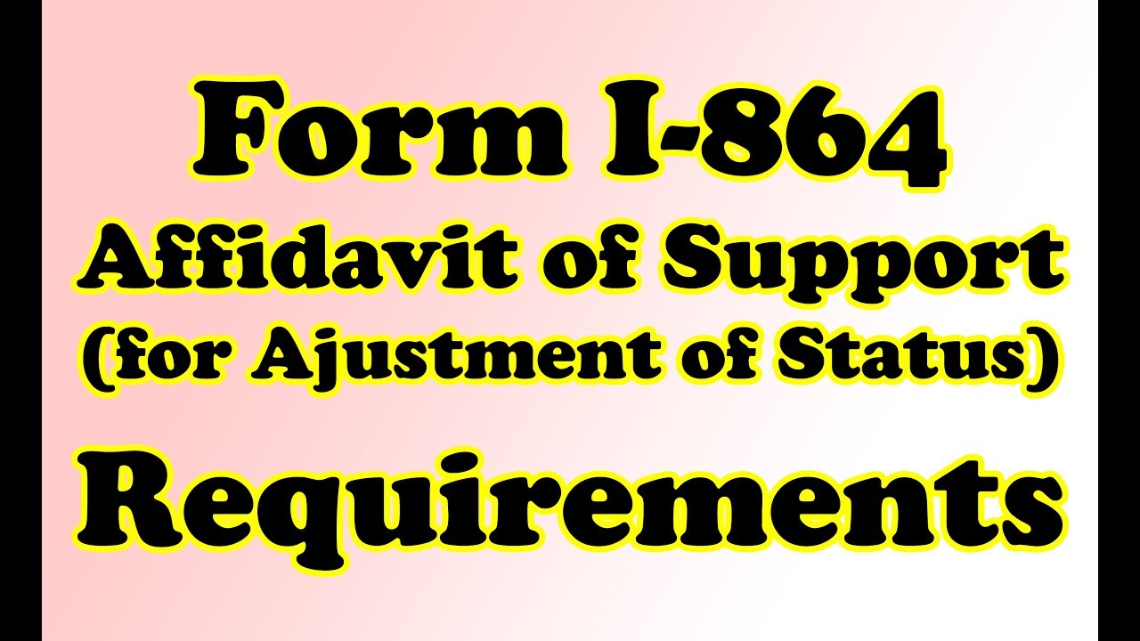 Aos form i 864 affidavit of suport cover letter list of aos form i 864 affidavit of suport cover letter list of requirements for green card falaconquin