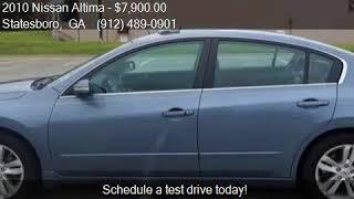 2010 Nissan Altima 3.5 SR 4dr Sedan for sale in Statesboro,