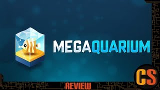 MEGAQUARIUM - PS4 REVIEW (Video Game Video Review)