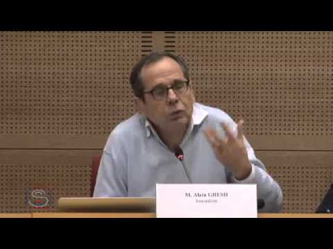 L'Islam en France, Alain GRESH - Sénat, France