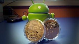 Купил Биткоин/Биткойн/Bitcoin/BTC на Aliexpress - коллекционные монеты из Китая