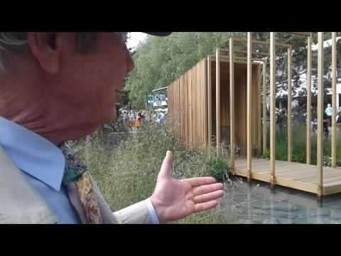 James Chuda Architect talks about the hierarchical use of space