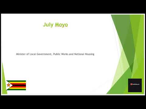 Zimbabwe: Mnangagwa recycles Mugabe ministers