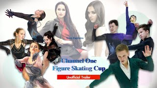 Russian Figure Skating Channel 1 Cup Competitions vs Drama Unofficial Trailers