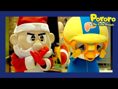 A Scary Christmas | Better watch out! | Holiday story for kids | Pororo in real life