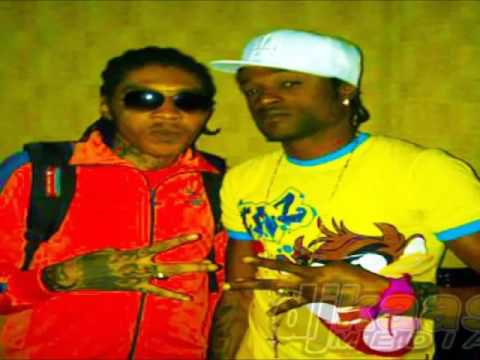 Shawn Storm & Vybz Kartel - Super Star - Up Move Riddim - September 2016